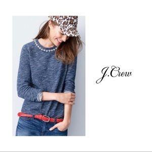 J Crew Marled Sweater